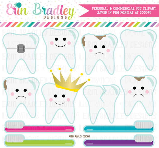 Dentist Clipart Graphics