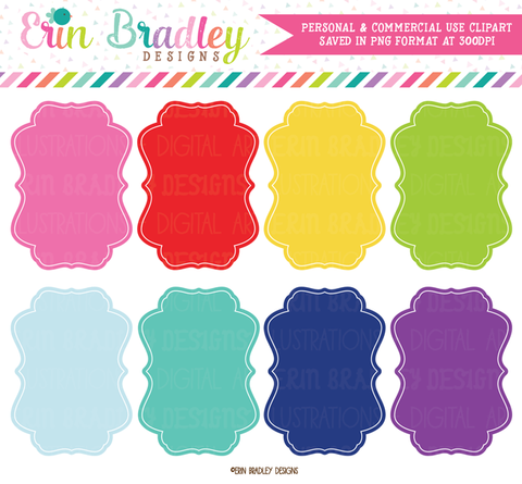 Invitation Background Clipart Frames