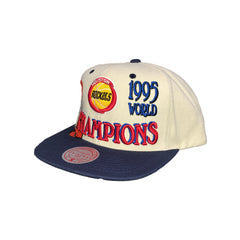 1995 NBA World Champs Snapback