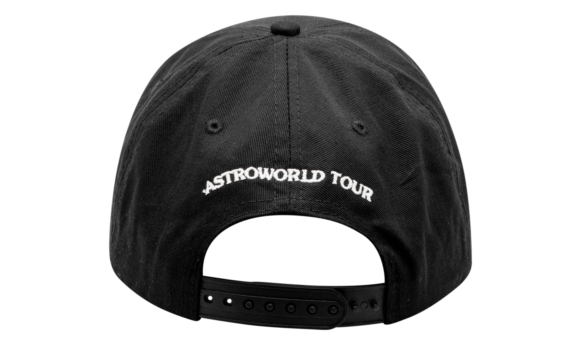 Wish You Were Here Snapback - Black