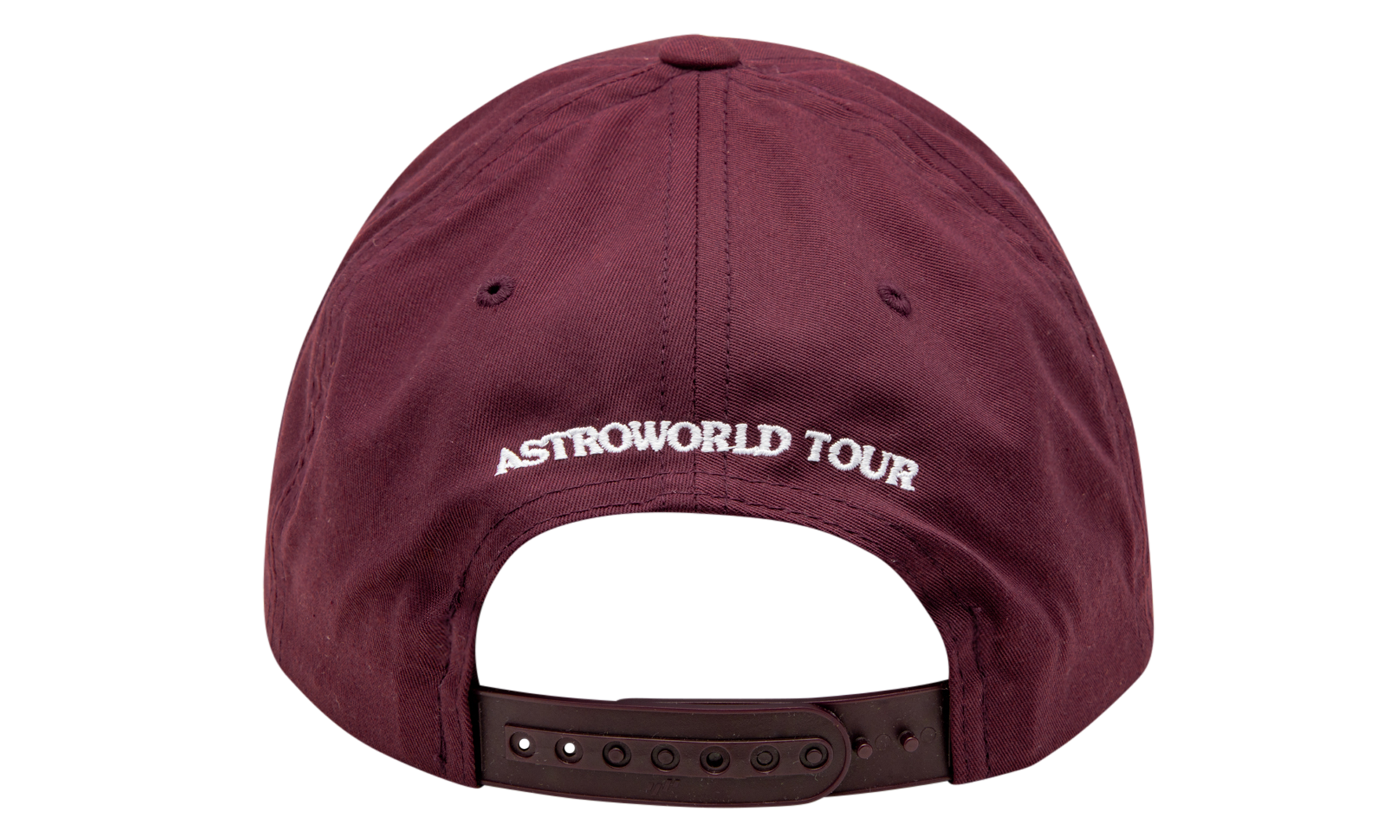 Wish You Were Here Snapback - Maroon