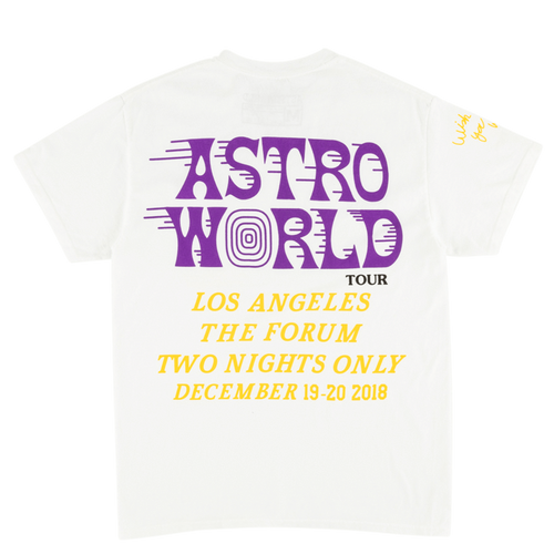 Astroworld LA Forum Tee