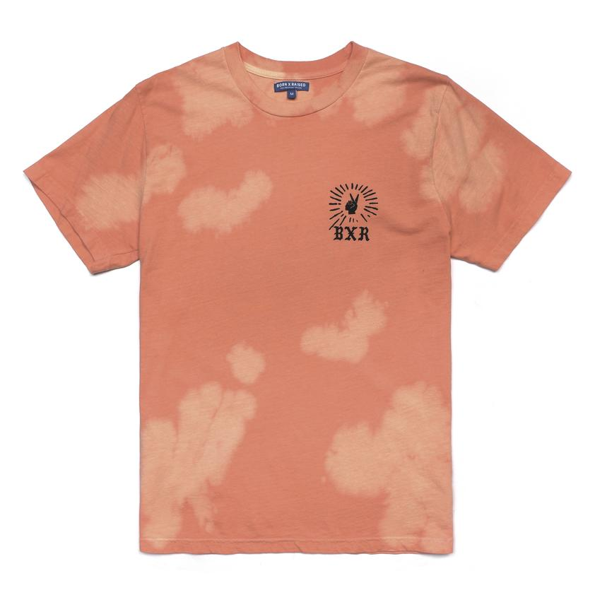 Locket Tee - Dusty Rose