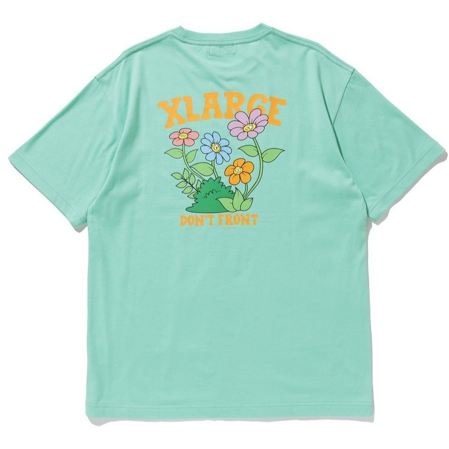 Quartet Tee - Lt.Green