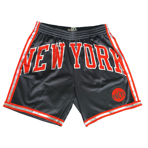 NBA Blown Out Fashion Short - Knicks