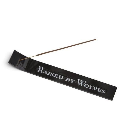 Acrylic Incense Holder - Black