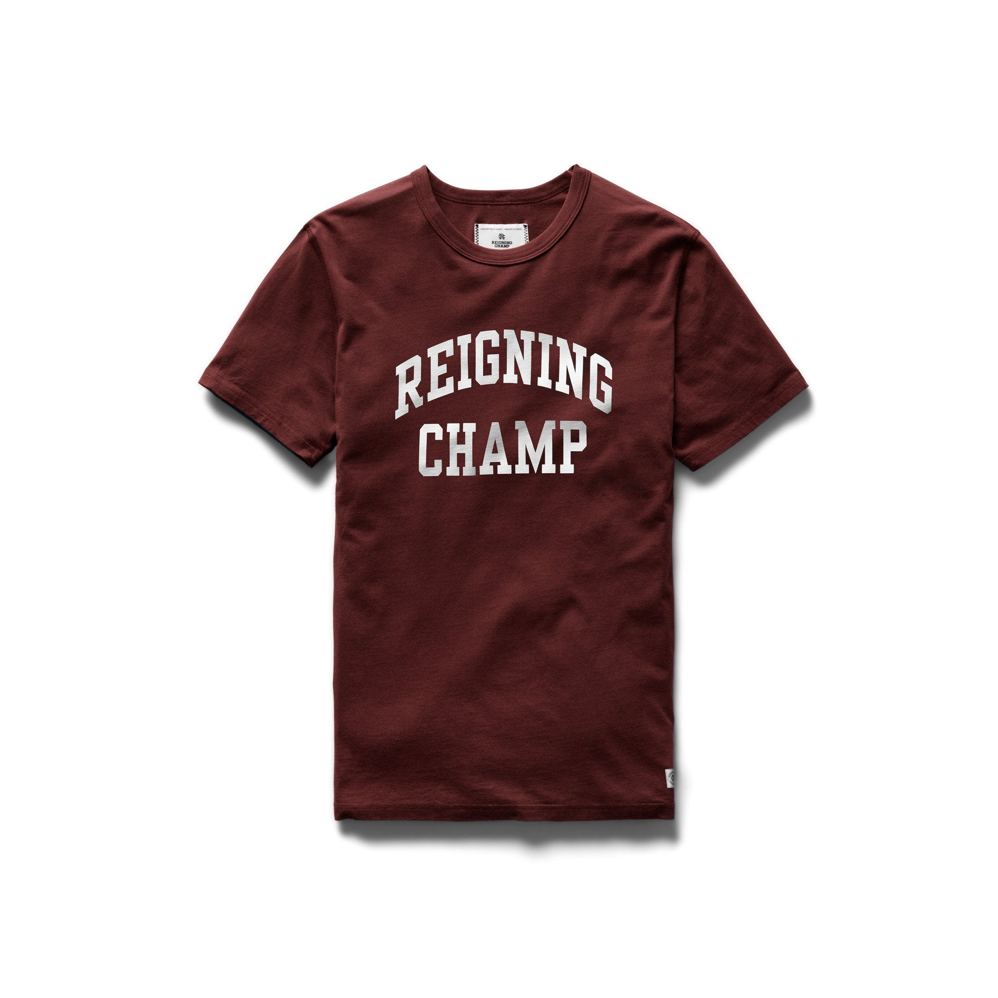 IVY LEAGUE TEE - Crimson