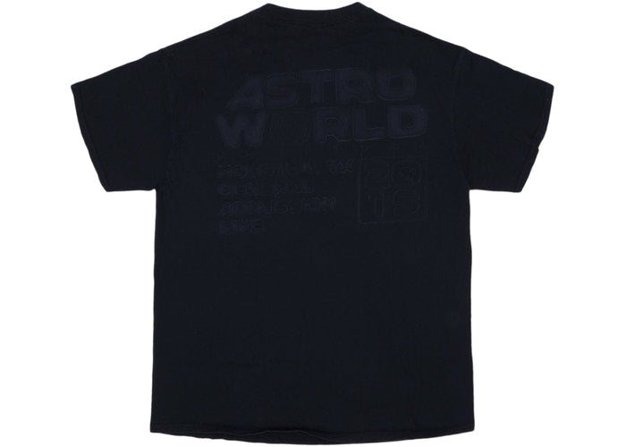 Astroworld Staff 2 Tee - Embossed