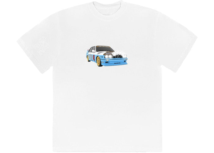 Vehicle Tee - White