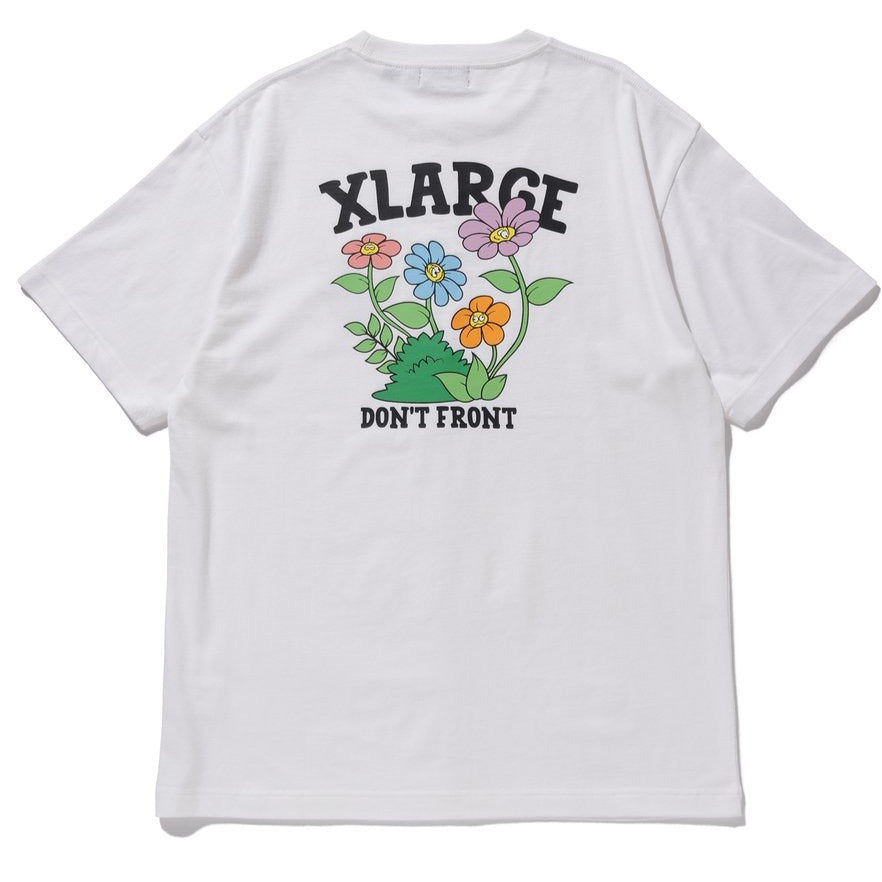 Quartet Tee - White