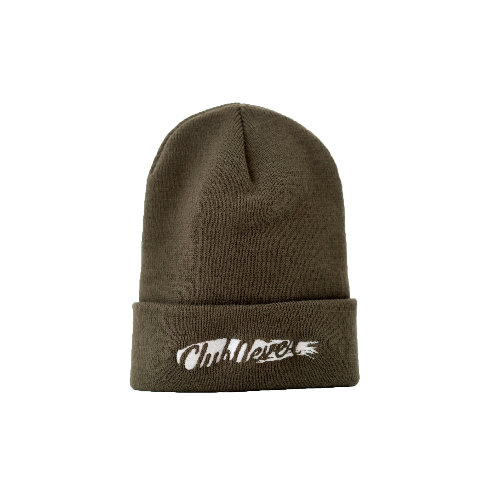Stroke Beanie - Military Green
