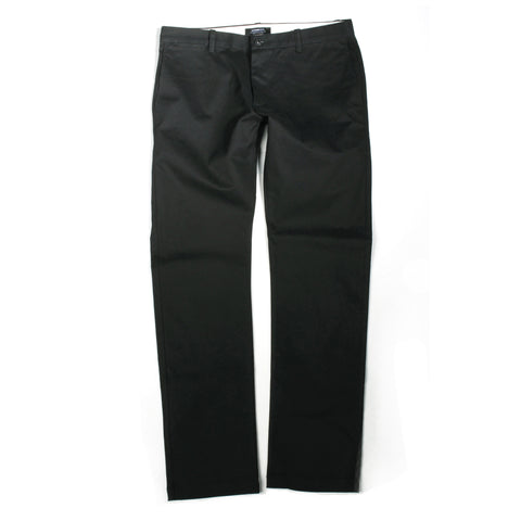 Standard Raw Denim - Raw Black