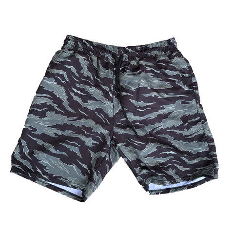 Blue The Great Oasis Shorts