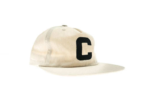 C Logo - Cream/Black