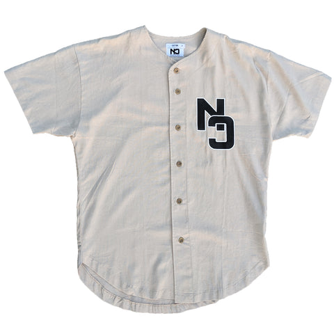 Club Never x Ebbets - Cream on Black