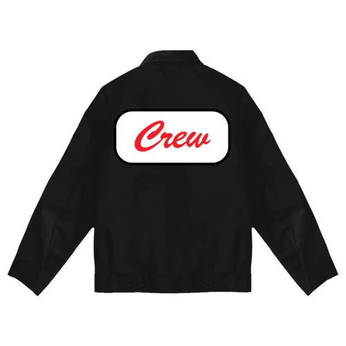 FRENCH TERRY SWEATSHIRT - Black