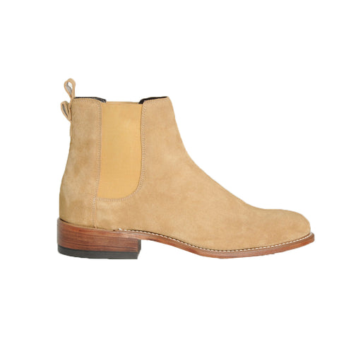 Classic Chelsea Boot - Dakota Brown