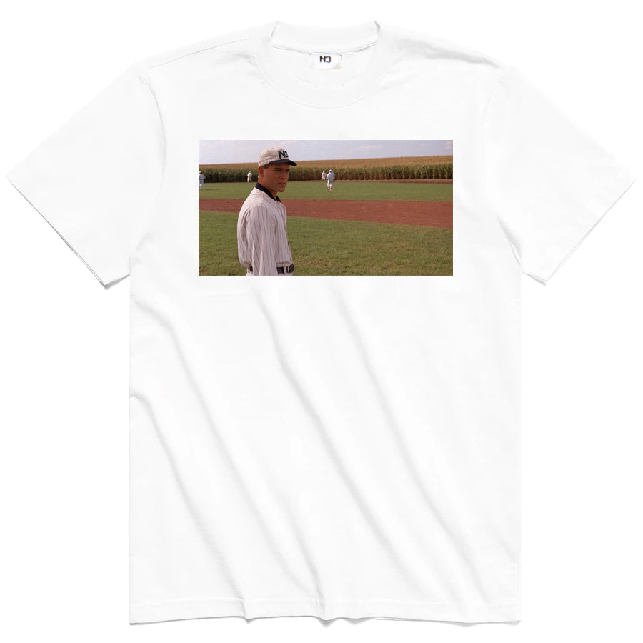 Never Dreams Tee - White