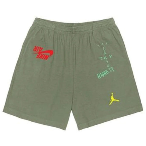 Highest Shorts - Olive