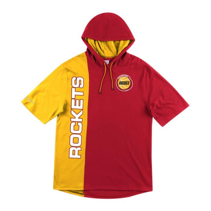 Shortsleeve Split Hoody - Rockets