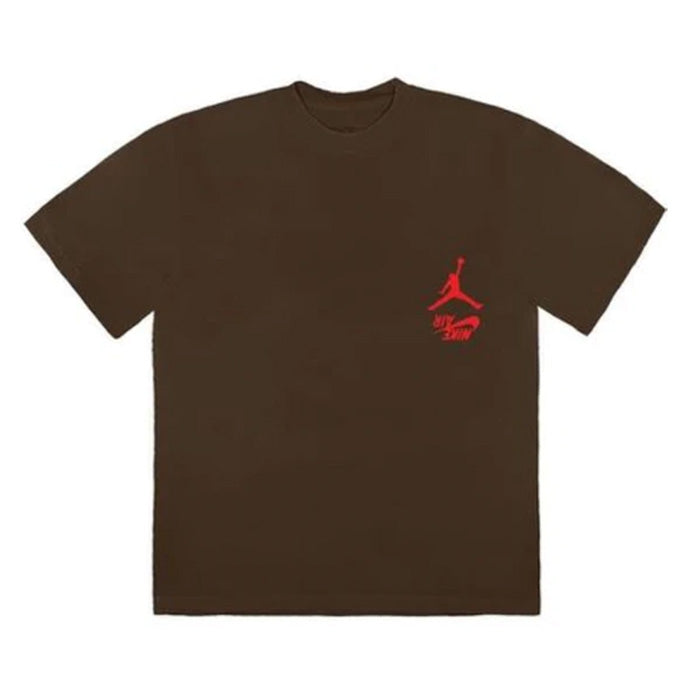 HITR Nike Tee - Brown