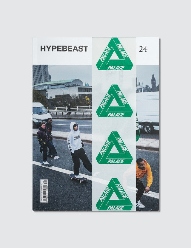 HYPEBEAST MAGAZINE - BUNDLE