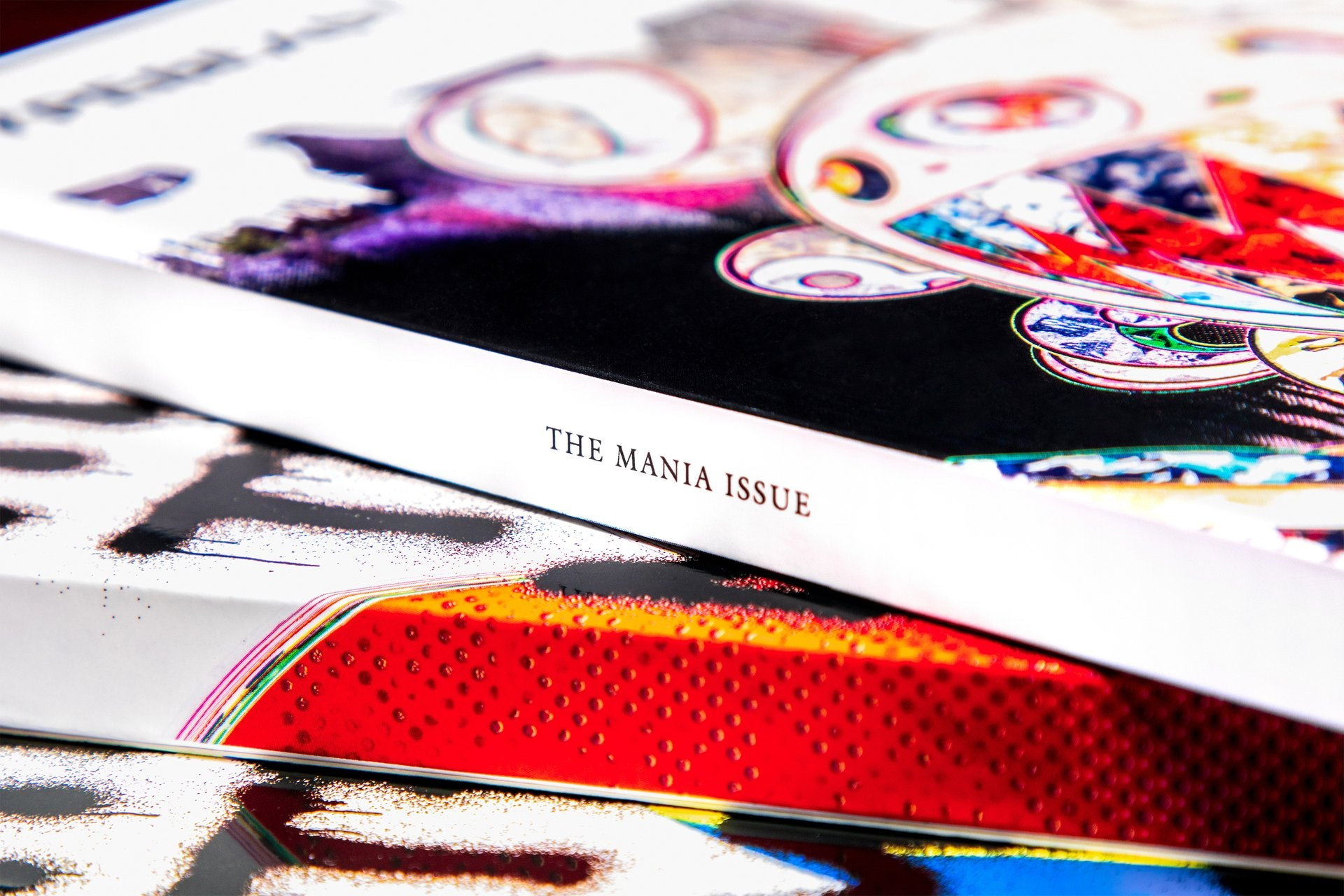 ISSUE 25: THE MANIA ISSUE