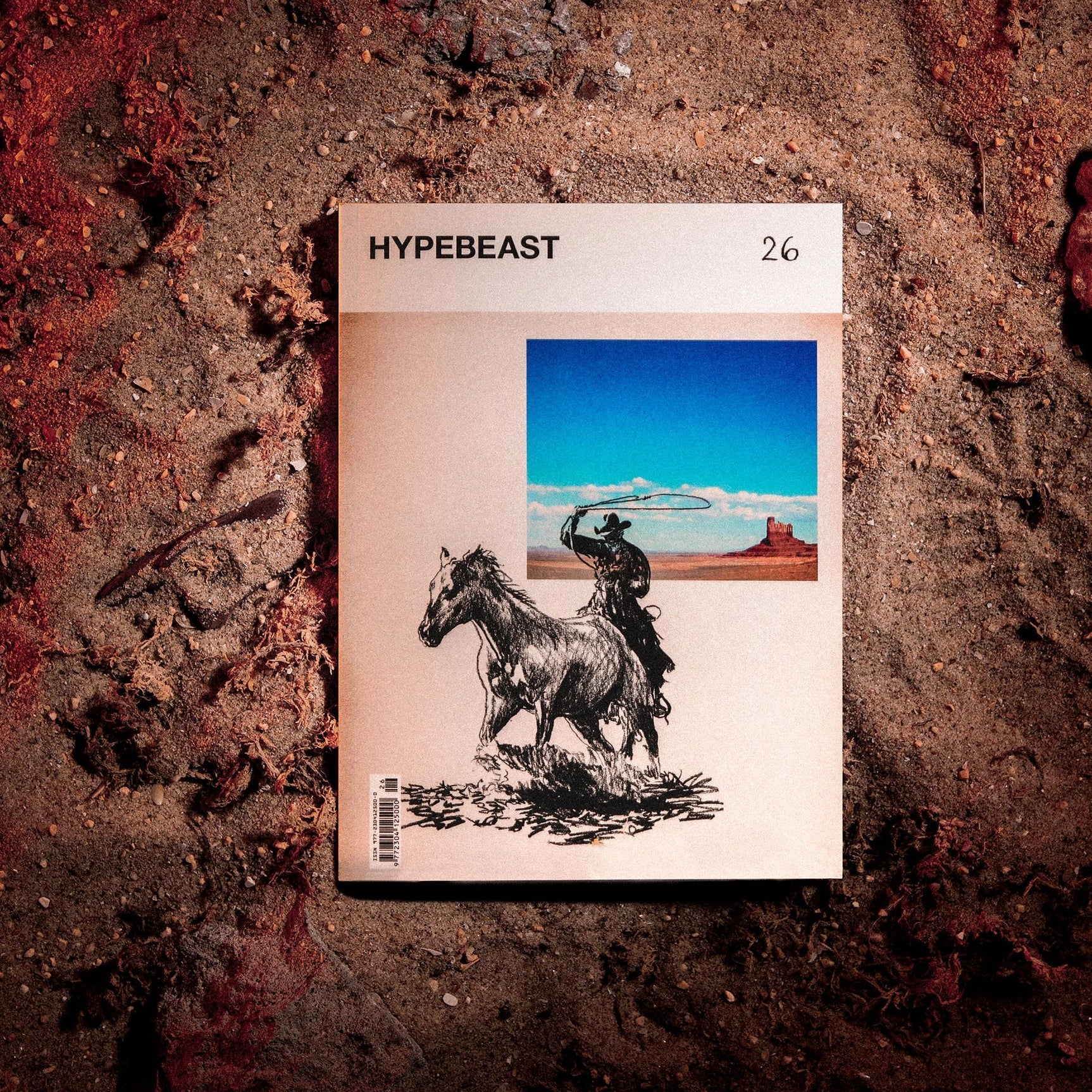 Hypebeast Magazine Issue 26 . The RHYTHMS Issue