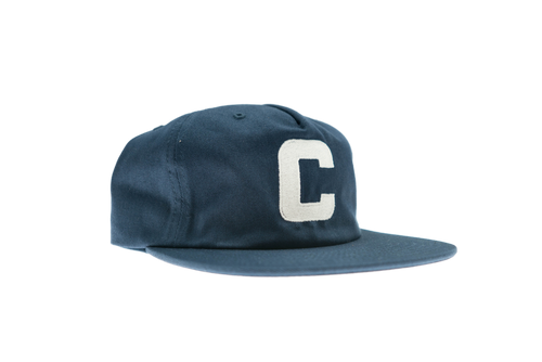 C Logo - Navy/White