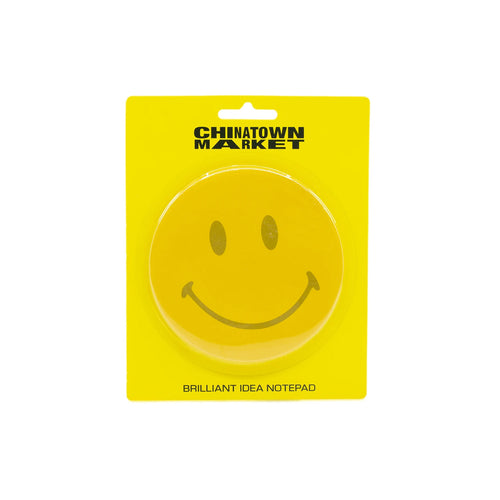 Smiley Post It Note Pad