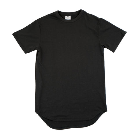 XCROSS BOX SS SHIRT - BLACK/QUARTZ