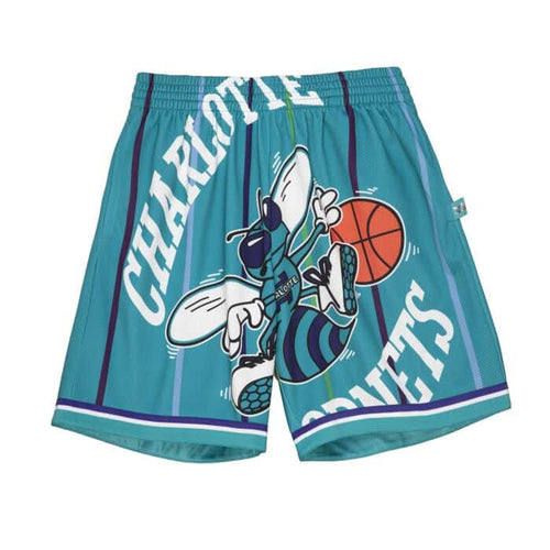NBA Blown Out Fashion Short - Hornets