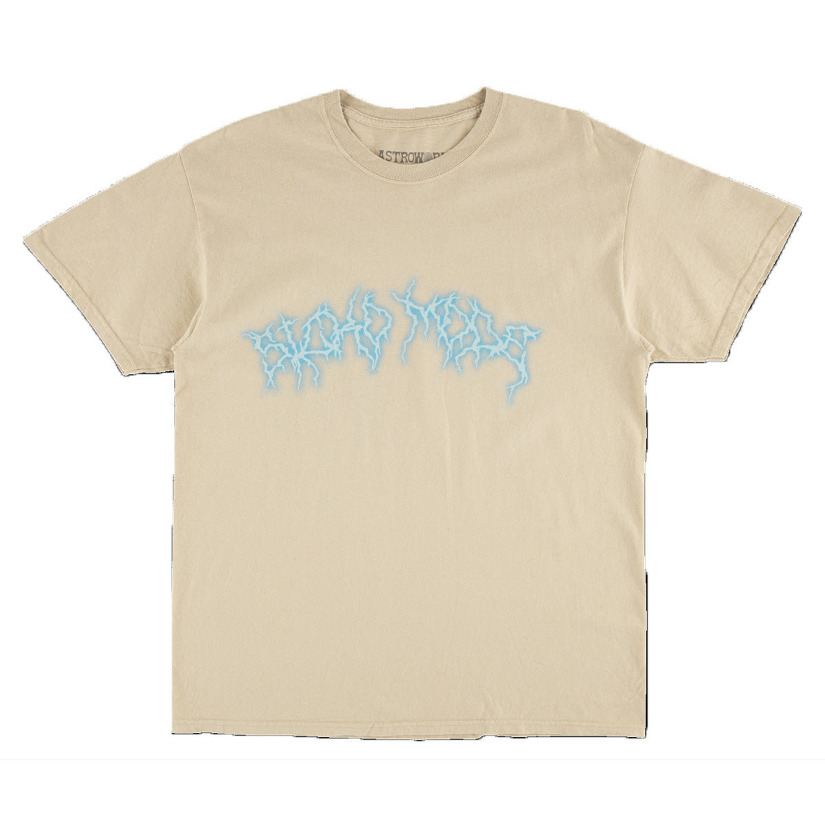 Sicko Mode Tee - Cream