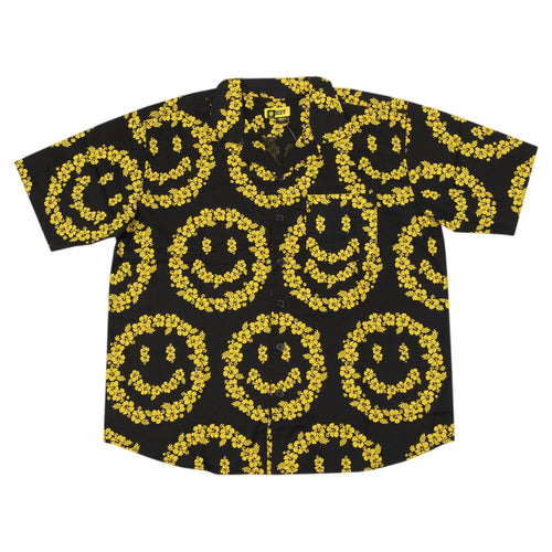 Smiley Floral Shirt