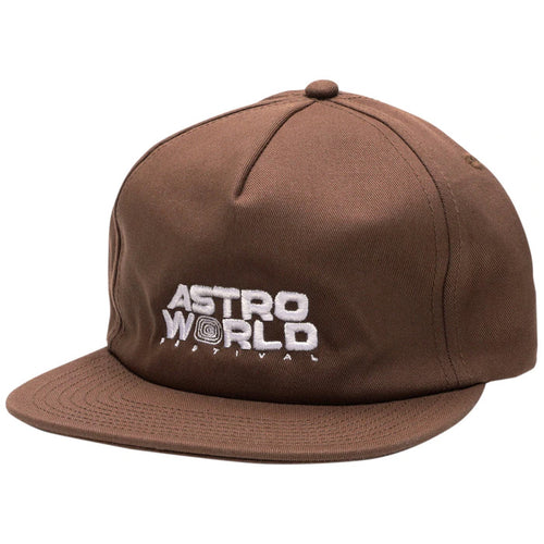Official Souvenir Hat - Brown