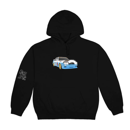 Vehicle Hoodie - Black