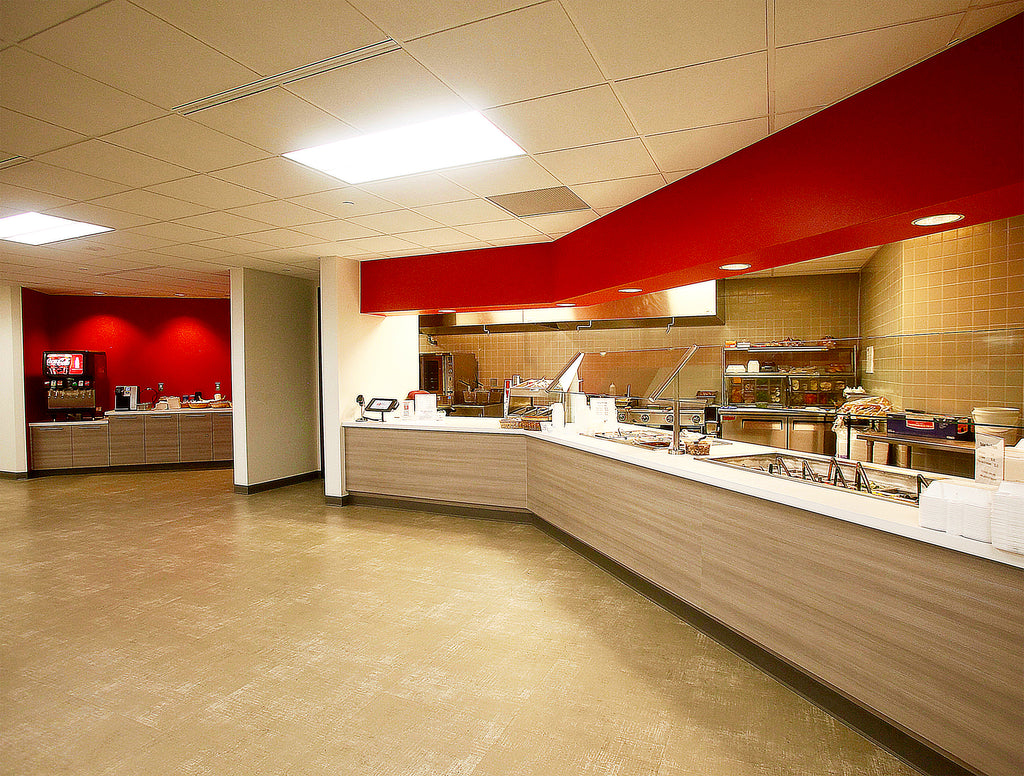 800 Tower Cafeteria