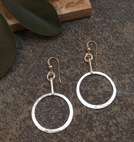 Caitlyn - Hoop Earrings