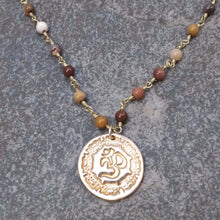 Load image into Gallery viewer, Brynn - OM Necklace