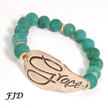 Load image into Gallery viewer, Inspirational Bracelet - Grace