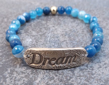 Load image into Gallery viewer, Inspiration Word Bracelet - Dream