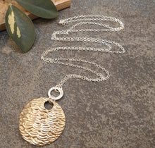 Load image into Gallery viewer, Jenni - Gold and Silver Long Necklace