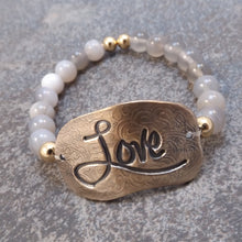 Load image into Gallery viewer, Love Stretch Bracelet