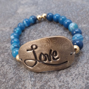 Love Stretch Bracelet