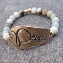 Load image into Gallery viewer, Peace Inspiration Jewelry