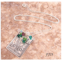 Load image into Gallery viewer, Family Tree Necklace