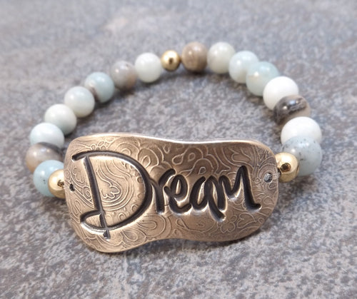Dream -  Stretch Bracelet