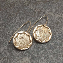 Load image into Gallery viewer, Brynn - Mandala Earrings