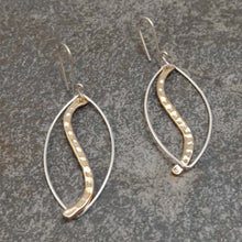Load image into Gallery viewer, Abigail - Mixed Metal Earrings