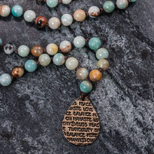 Load image into Gallery viewer, Brynn - Yoga  Necklace